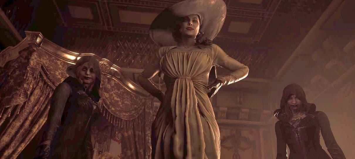 DLC de Resident Evil Village está em desenvolvimento, anuncia Capcom