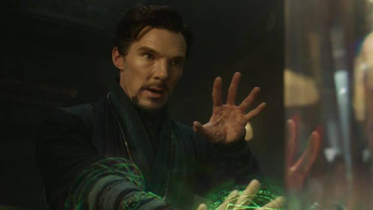 """Doutor Estranho 2 será """"levemente mais assustador"""", diz roteirista"""