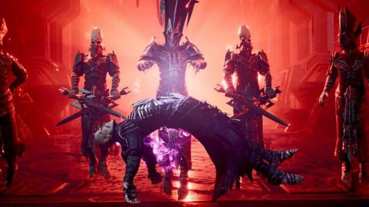 Dungeons & Dragons: Dark Alliance ganhará modo cooperativo local após o lançamento