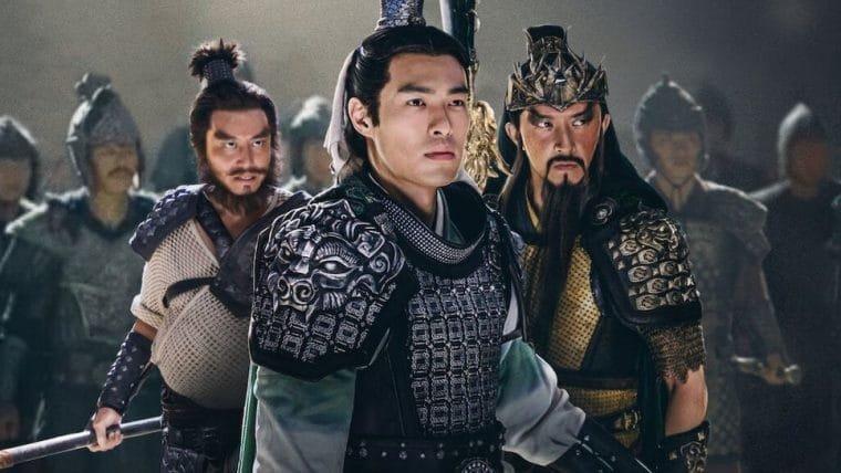 Live-action de Dynasty Warriors ganha trailer com batalhas épicas