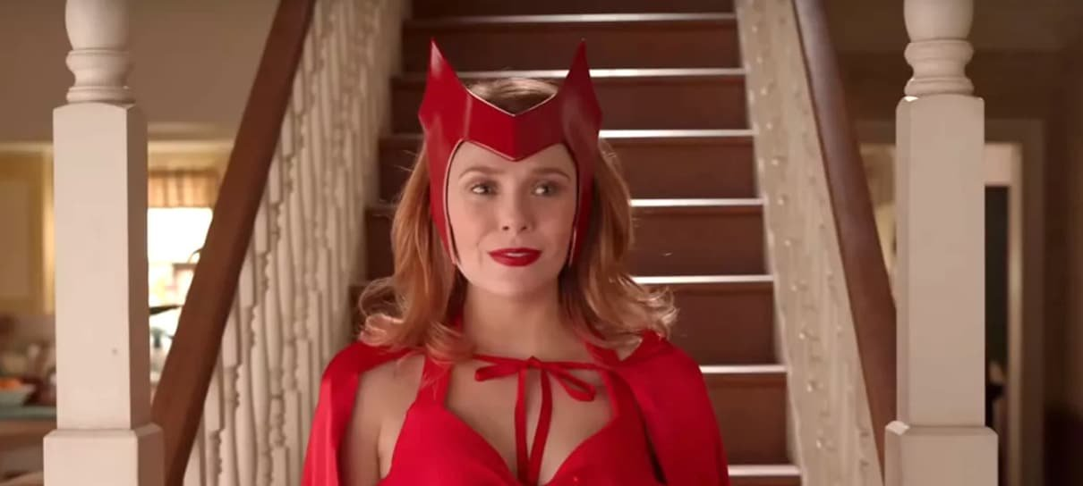 WandaVision não terá segunda temporada, diz Elizabeth Olsen