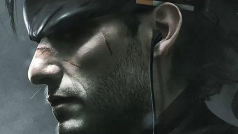 Filme live-action de Metal Gear terá um