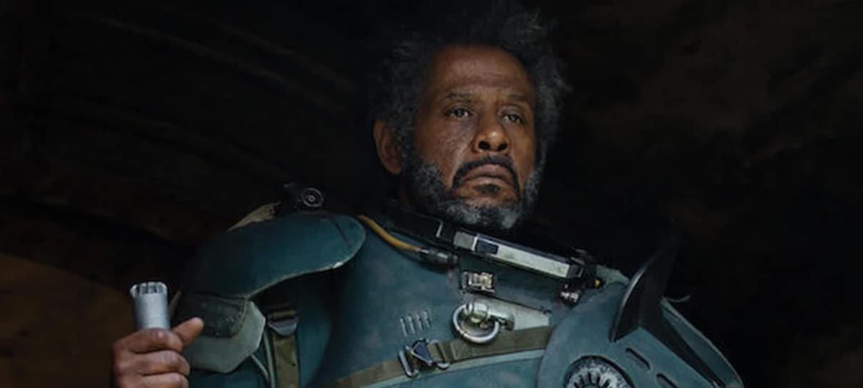 Forest Whitaker retornará como Saw Gerrera em Andor, série derivada de Rogue One
