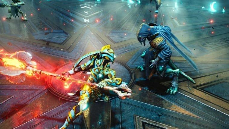 Godfall será lançado para PlayStation 4 em agosto