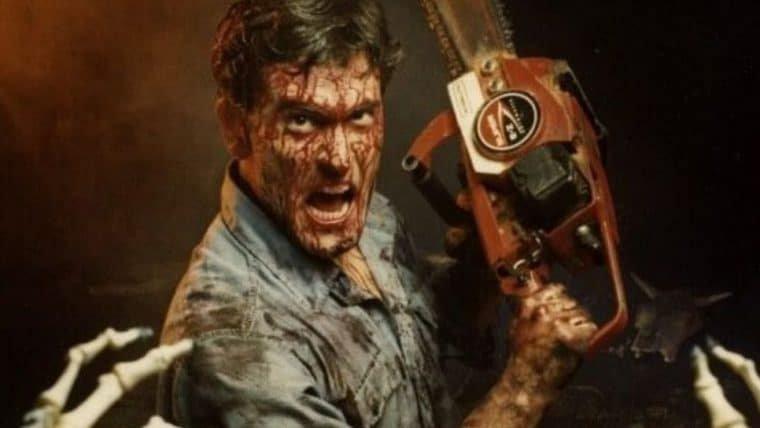 Gravações de Evil Dead Rise, próximo filme da franquia, já começaram