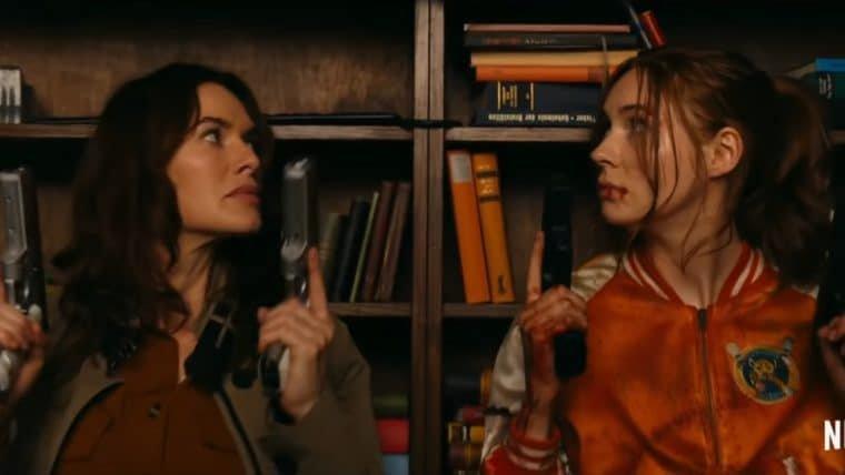 Gunpowder Milkshake, filme de ação com Karen Gillan e Lena Headey, ganha trailer intenso