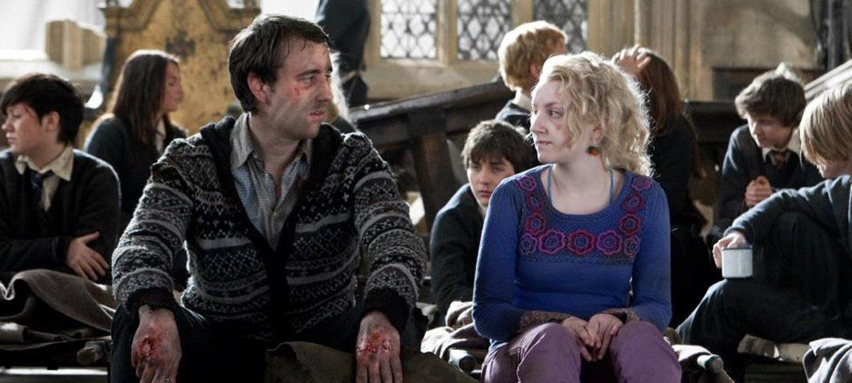 Harry Potter: Evanna Lynch acredita que Luna e Neville não combinam
