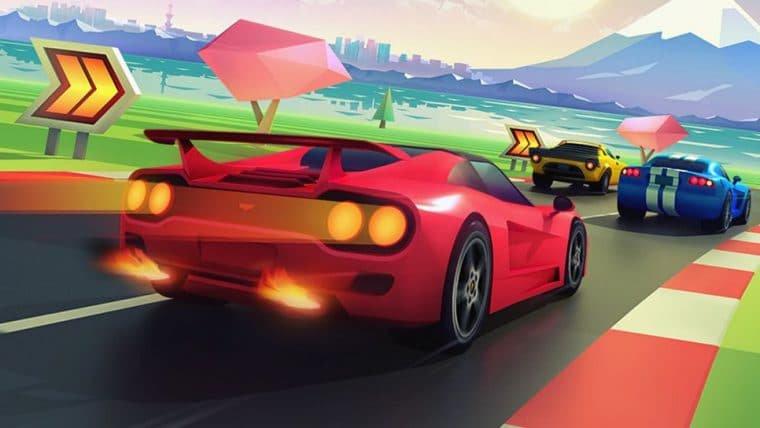 Horizon Chase Turbo e Sonic Mania estão gratuitos para PC