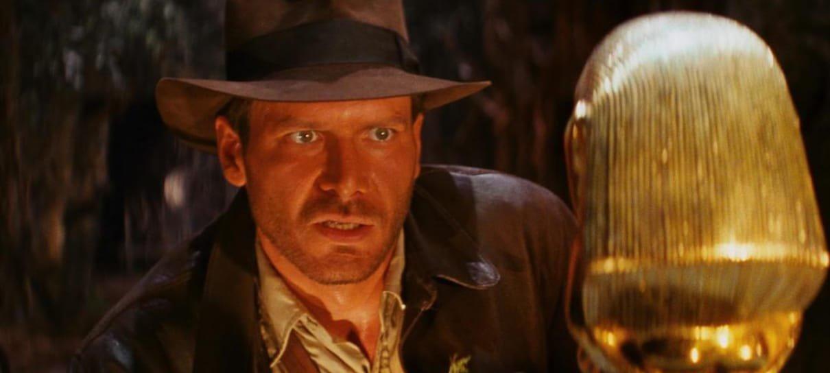 Franquia Indiana Jones é relançada em 4K para celebrar 40 anos do primeiro filme
