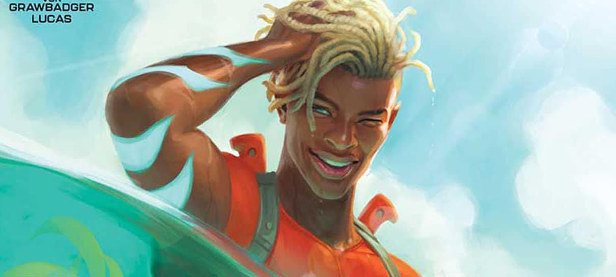 Jackson Hyde será o novo Aquaman do Universo DC