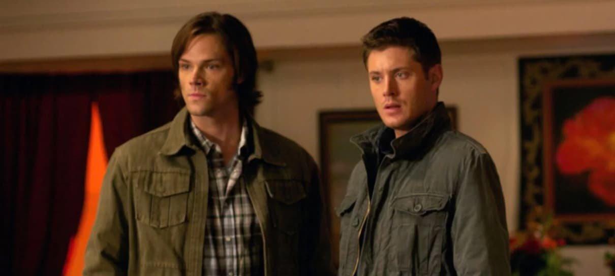 Jared Padalecki fez as pazes com Jensen Ackles após anúncio do spin-off de Supernatural