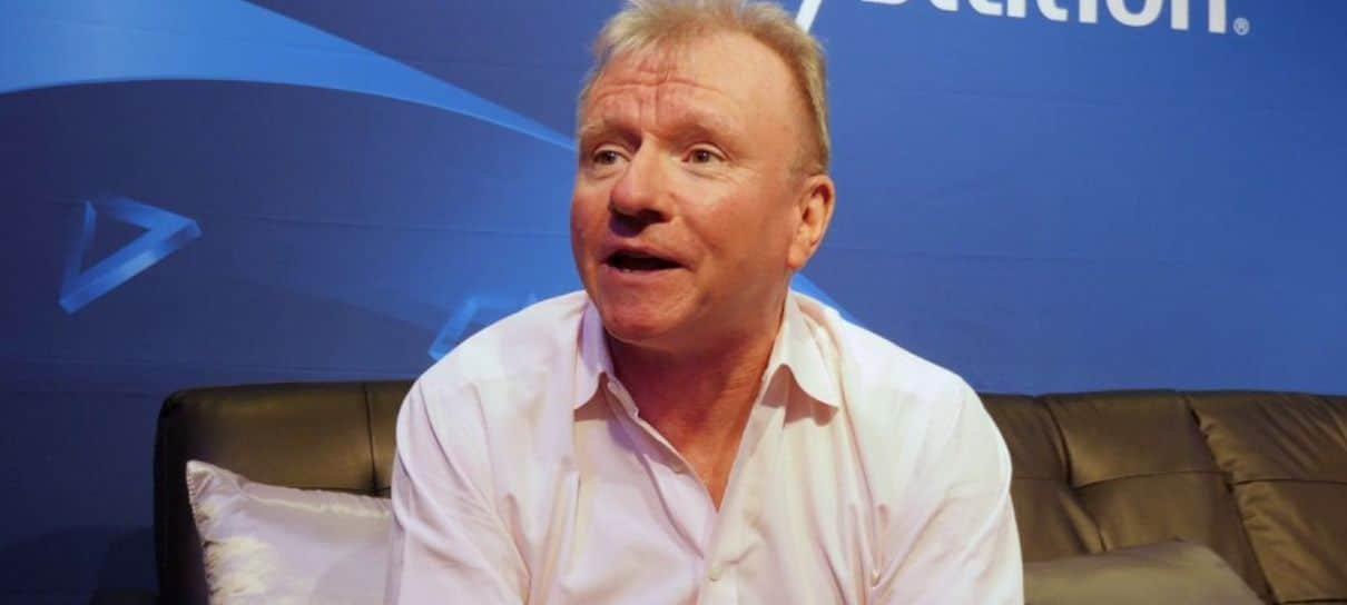 Jim Ryan esclarece declaração polêmica sobre jogos de PS1 e PS2 serem