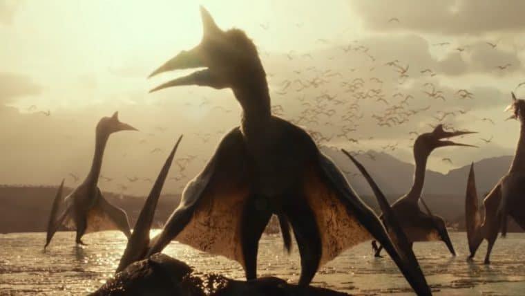 Jurassic World: Dominion ganha teaser com batalha de dinossauros; veja