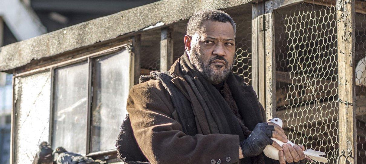 """Laurence Fishburne confirma retorno em John Wick 4 e elogia roteiro: """"é muito profundo"""""""