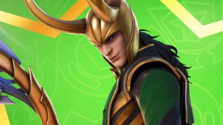 Loki chega ainda nesta semana em Fortnite; saiba como conseguir a skin