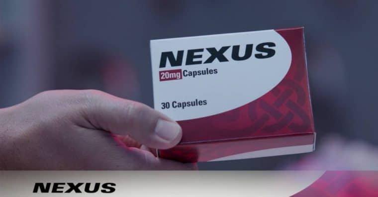 """Imagem do """"remédio"""" Nexus em WandaVision (Divulgação/Marvel)"""