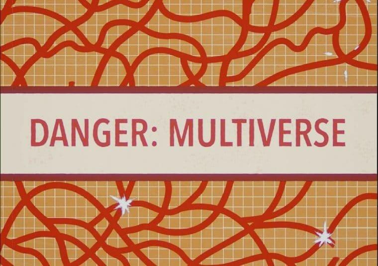 Animação da AVT explica perigos do multiverso a Loki (Divulgação/Marvel)