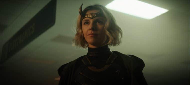Sophie Di Martino em cena de Loki (Divulgação/Marvel)