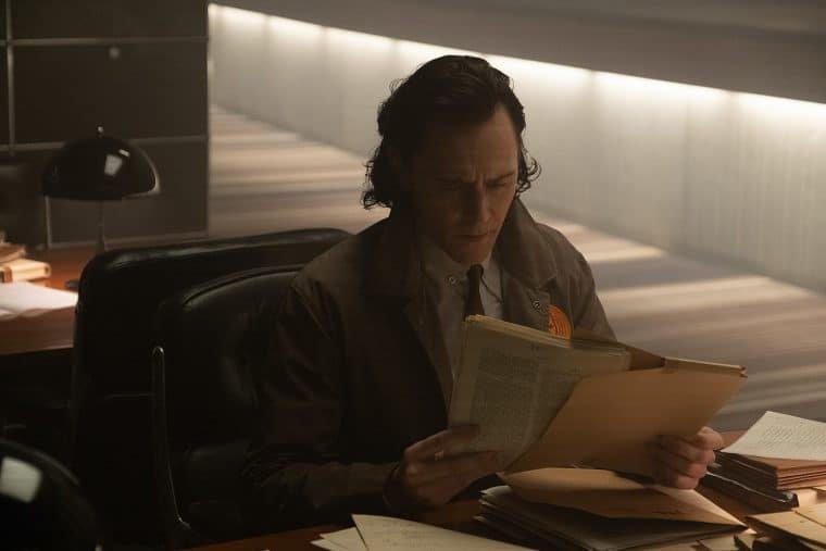 Tom Hiddleston em cena do segundo episódio de Loki (Divulgação/Marvel)