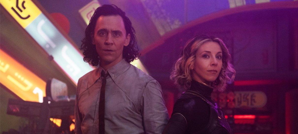 Loki encara a si mesmo em meio ao caos no terceiro episódio