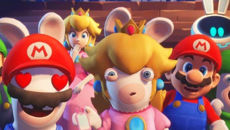 Assista ao trailer de gameplay de Mario + Rabbids Sparks of Hope