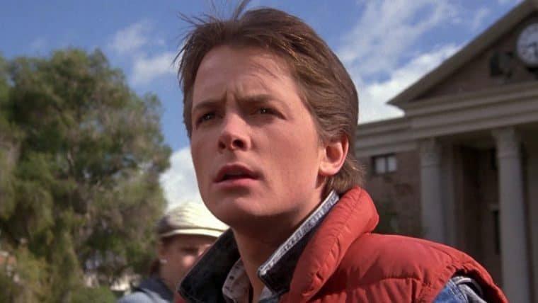 Marty McFly é preso pela Autoridade de Variação Temporal de Loki em montagem de fã