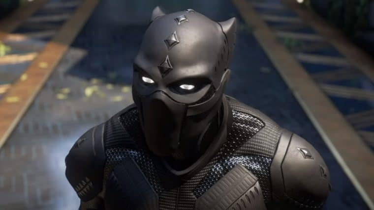 Marvel's Avengers ganha novo vídeo mostrando Pantera Negra em ação e Wakanda