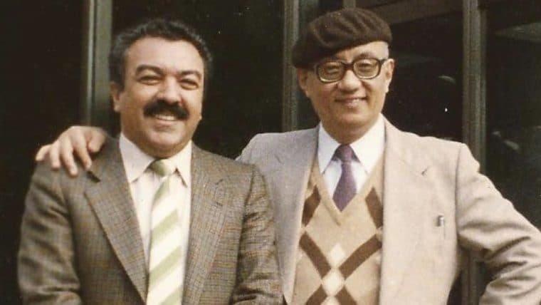 Mauricio de Sousa relembra encontro com Osamu Tezuka