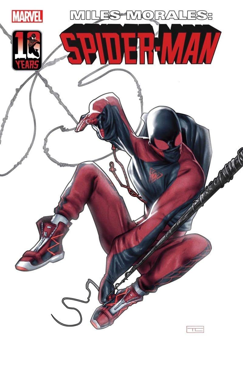 Capa da HQ Miles Morales Spider-Man #30 (Divulgação/Marvel)