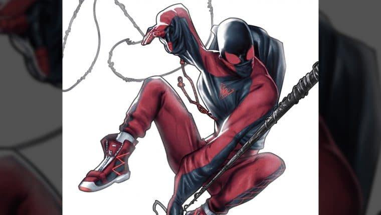 Miles Morales vai ganhar novo traje em HQ com produtores de Homem-Aranha no Aranhaverso