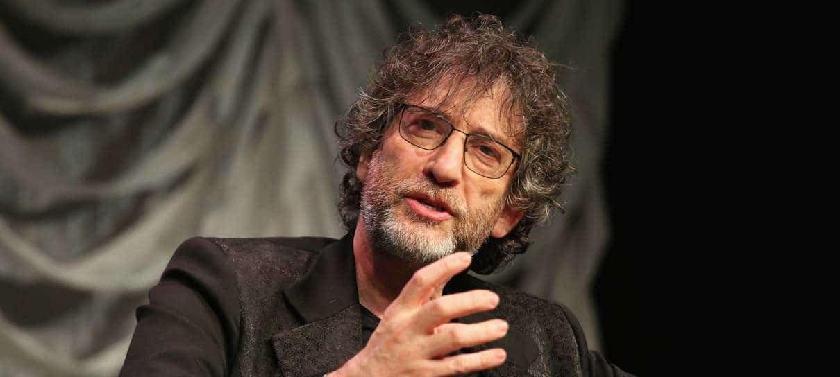Neil Gaiman vs internet: a briga diária do autor que explica a própria obra