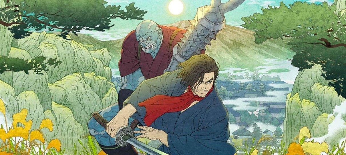 Netflix anuncia três animes originais no Geeked Week; conheça as produções