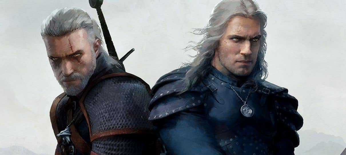 Netflix anuncia WitcherCon, evento focado na franquia The Witcher, para julho