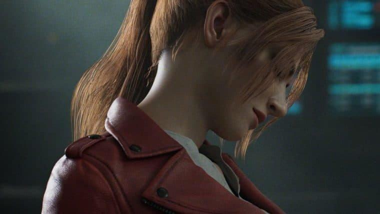 Novas imagens de Resident Evil: No Escuro Absoluto destacam visual de Claire