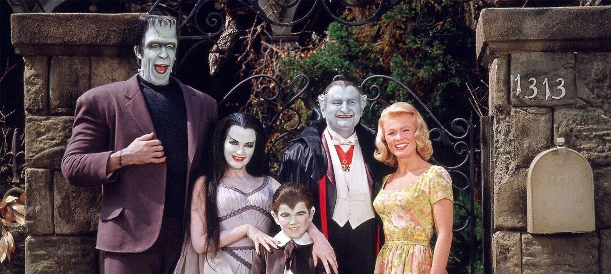 Os Monstros, clássica sitcom de horror, vai ganhar filme de Rob Zombie