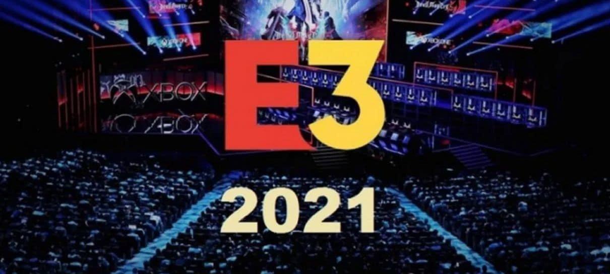 Premiação para os melhores jogos da E3 2021 acontecerá no dia 15 de junho