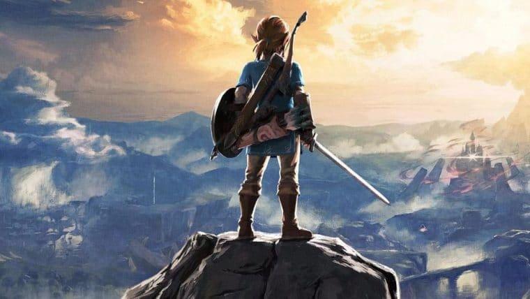 Nintendo começa promoção de jogos na loja online; Zelda está entre os destaques