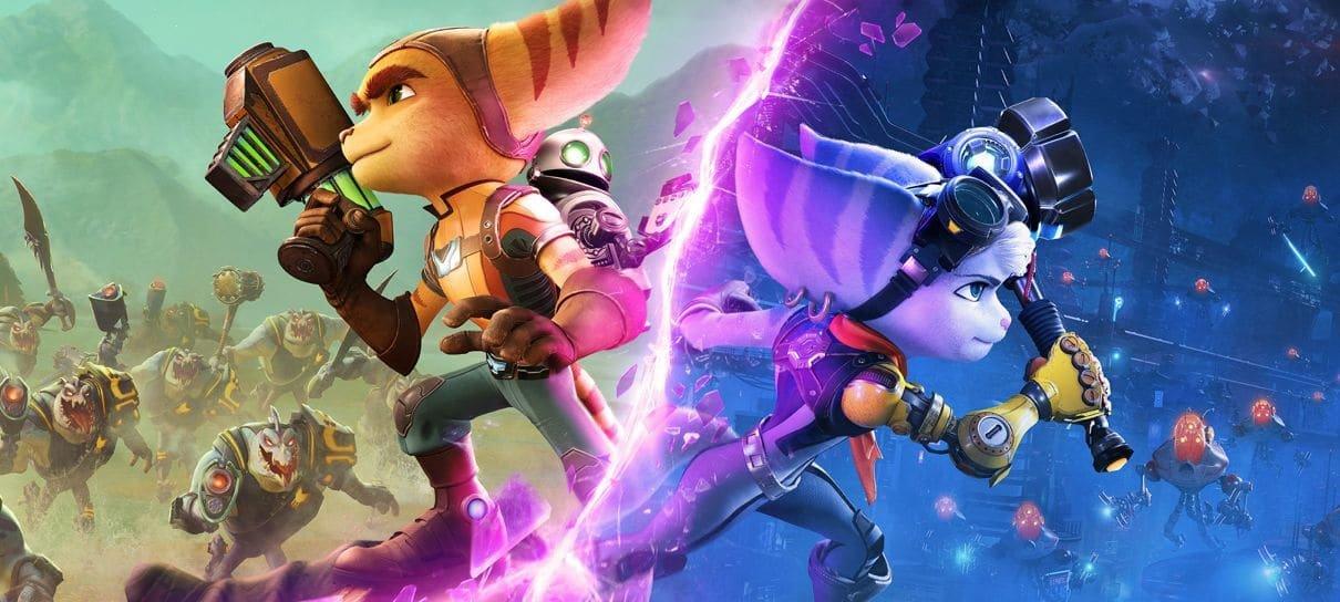 Ratchet & Clank: Em Uma Outra Dimensão | Review