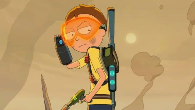 HBO Max disponibiliza episódios da quinta temporada de Rick and Morty