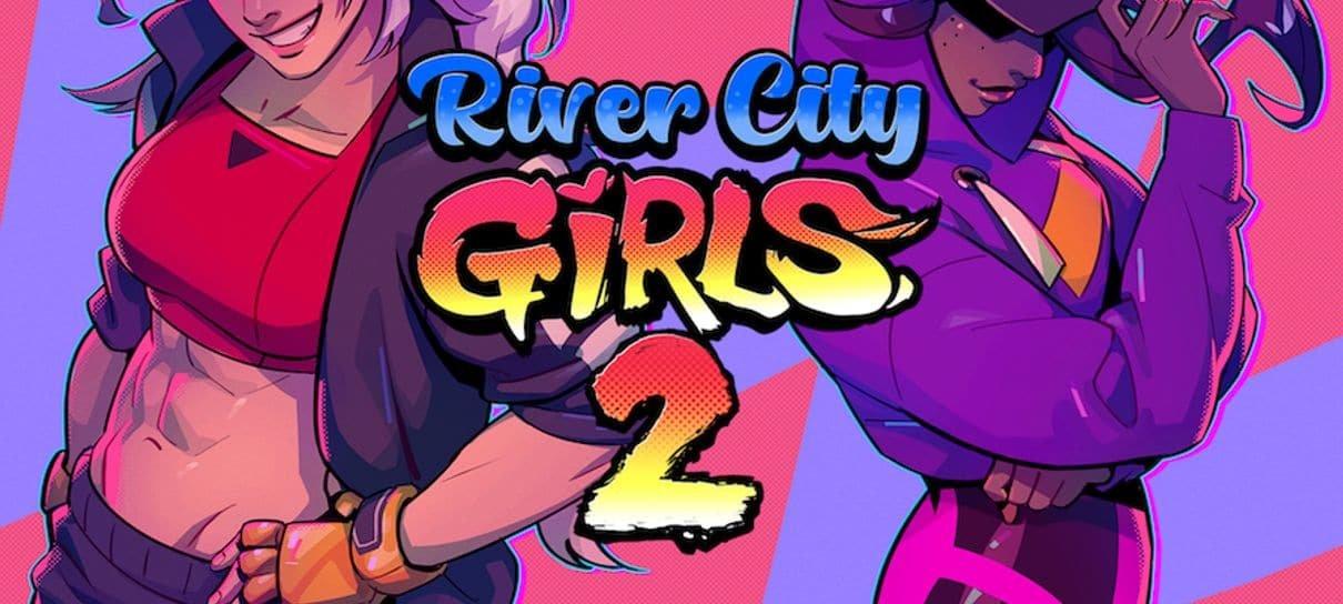 River City Girls 2 é anunciado para 2022