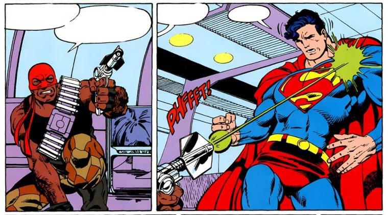 Página da HQ Superman #4 (Divulgação/DC Comics)