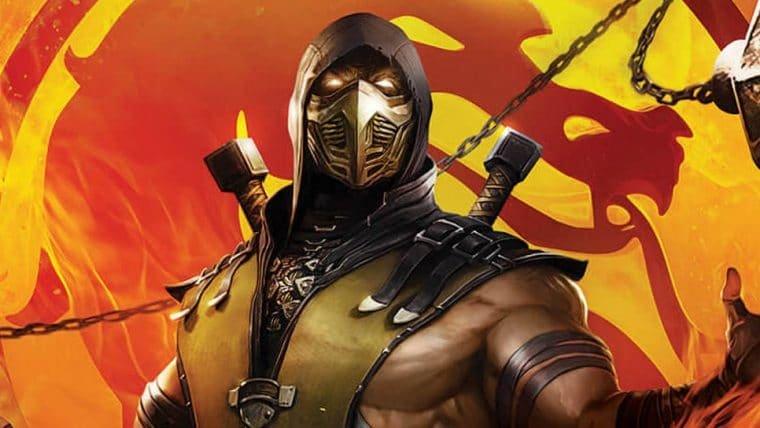Sequência de Mortal Kombat Legends é confirmada