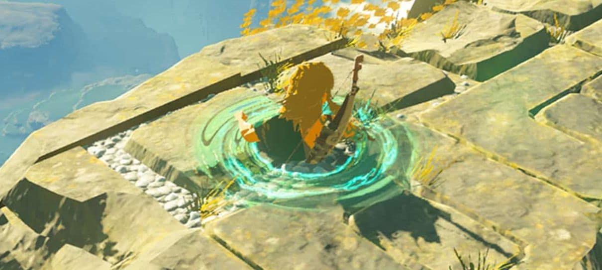 Sequência de Zelda: Breath of the Wild foi o jogo da E3 2021 mais comentado no Twitter