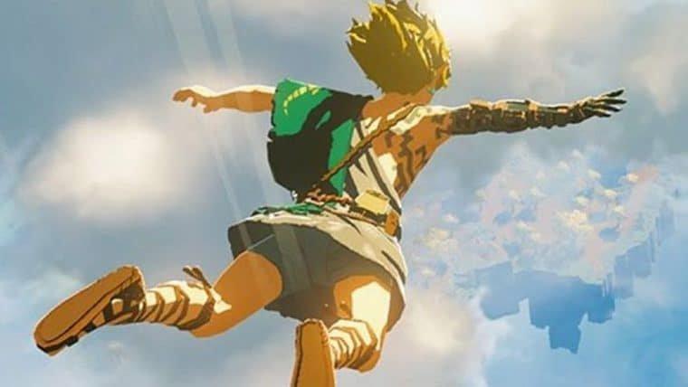 Sequência de Zelda: Breath of the Wild será lançada em 2022; confira trailer de gameplay