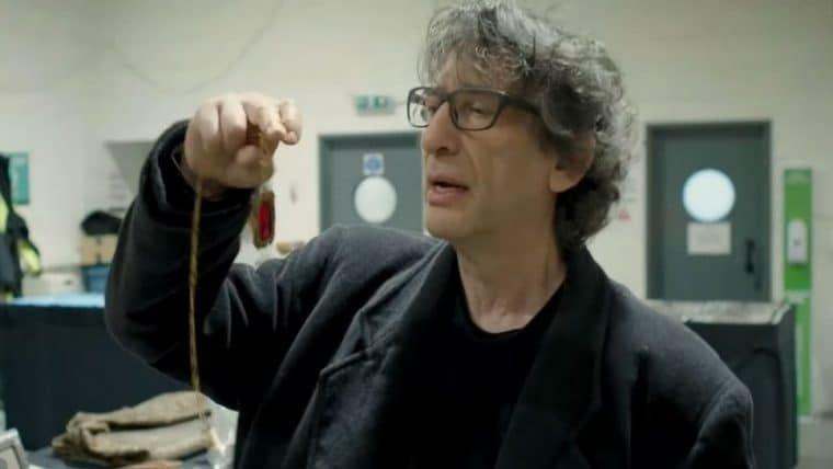 Netflix revela vídeo dos bastidores da série de Sandman com Neil Gaiman e elenco