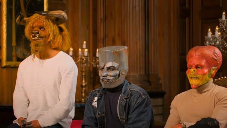 Sexy Beasts: novo reality da Netflix coloca máscaras bizarras em solteiros