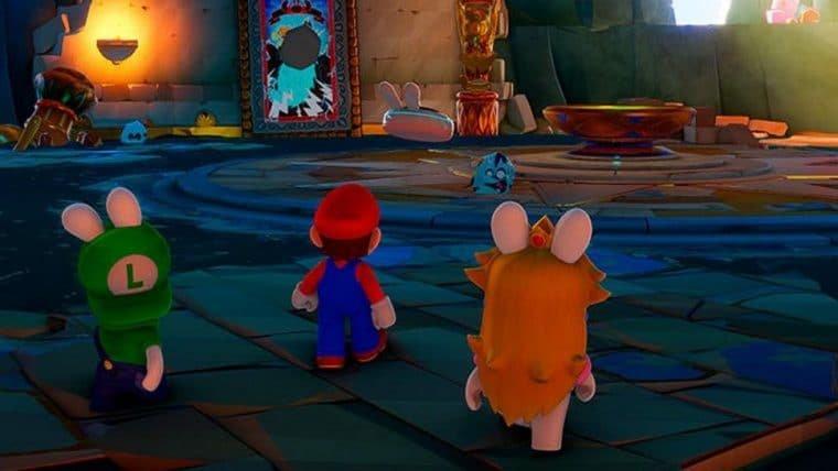 Site da Nintendo confirma Mario + Rabbids: Sparks of Hope