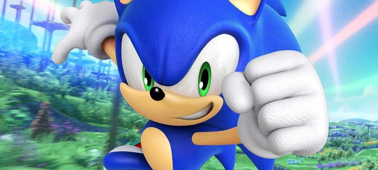 Sonic pode virar VTuber, diz site