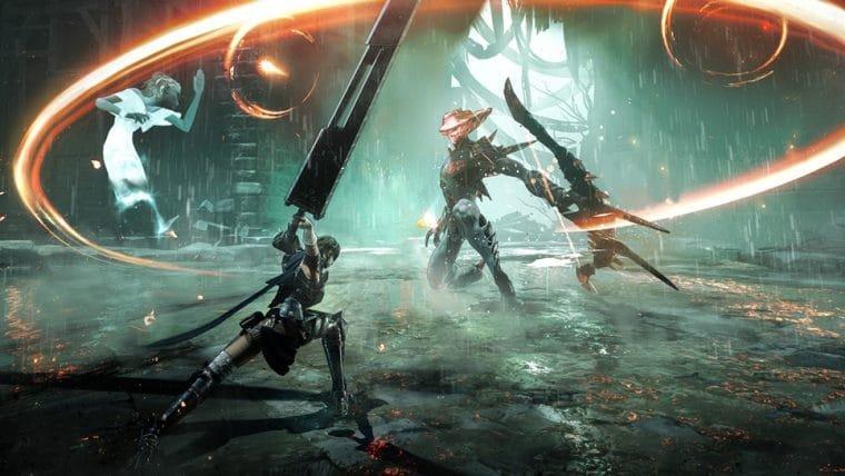 Soulstice ganha trailer mostrando combate do jogo