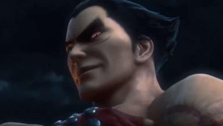 Kazuya Mishima, de Tekken, é anunciado no Super Smash Bros. Ultimate